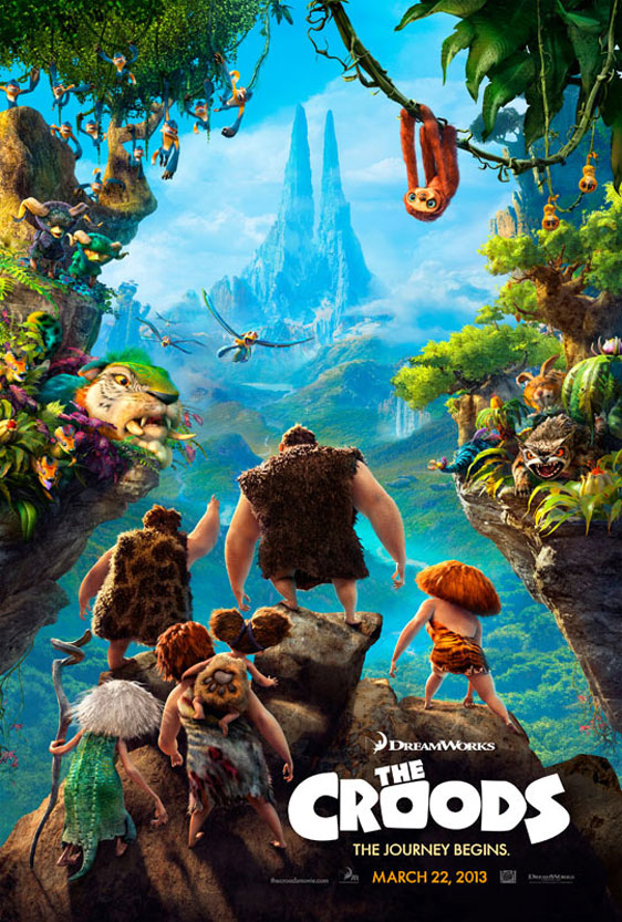 The Croods - Feature Trailer