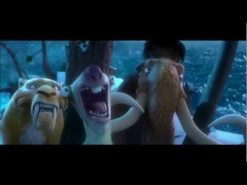 Ice Age - Continental Drift Official Trailer 2