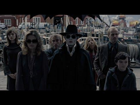 Dark Shadows - Bande Annonce officielle VOST