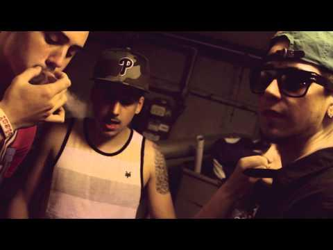 Zach The Ripper ft. Spaced - Marijuana Music OFFICIAL VIDEO