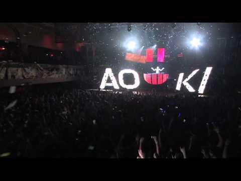 Steve Aoki feat Angger Dimas - Steve Jobs (Official Video)