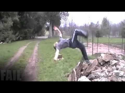 FAIL - Outdoor Gymnastics FAIL