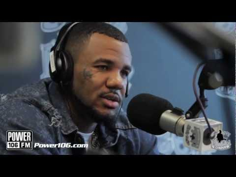 50cent - The Game Calls 50 Cent A Zombie