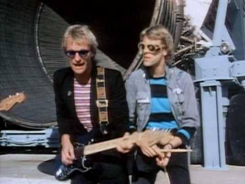 The Police - - Walking On The Moon