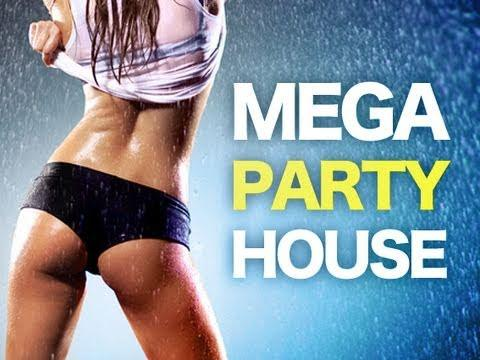 MEGA PARTY HOUSE - (Official Music Video)