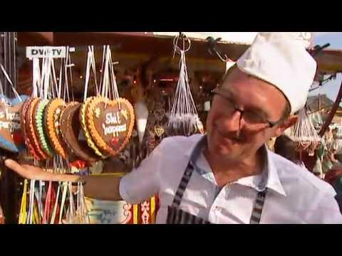 Oide Wiesn - Traditional Fair at the Oktoberfest | euromaxx