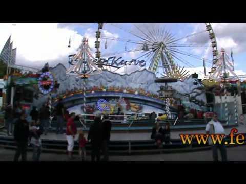 Reportage sur la fête du Luxembourg 2011 - Schueberfouer 2011