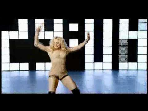 Madonna - Madonna - 4 minutes (Official Video)
