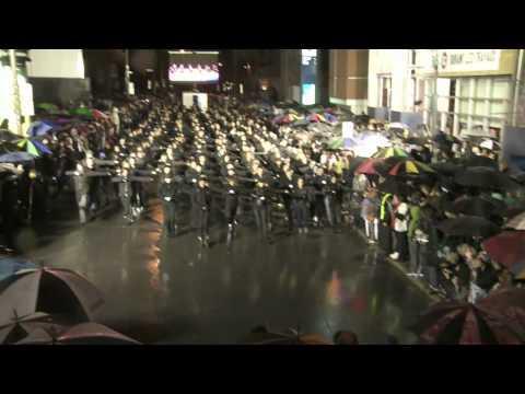 Cirque du Soleil - Michael Jackson Tribute Performance by Cirque du Soleil Headquarters Employees