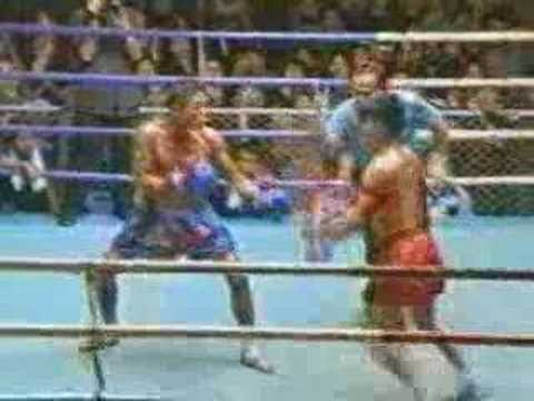 thai boxing - Viagra funny advertising