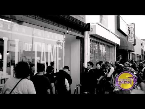 Big Sean - 's 'hall Of Fame Block Party' W/ L.a. Leakers