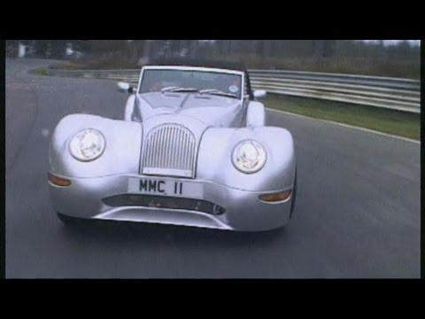 Morgan Aero 8 - On the racetrack