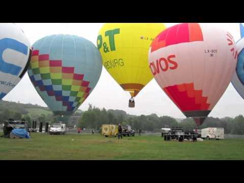 World Balloon Trophy 2011 - Echternach