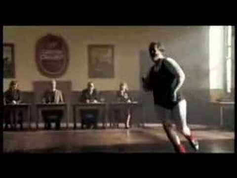 Flashdance - Australian Beer Carlton Draught Ad - Flashdance - Flashbeer