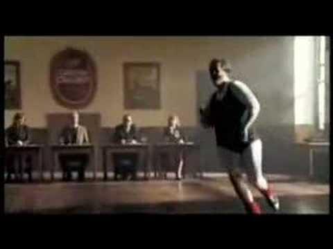Flashdance - Australian Beer Carlton Draught Ad - Flashdance - Flashbeer
