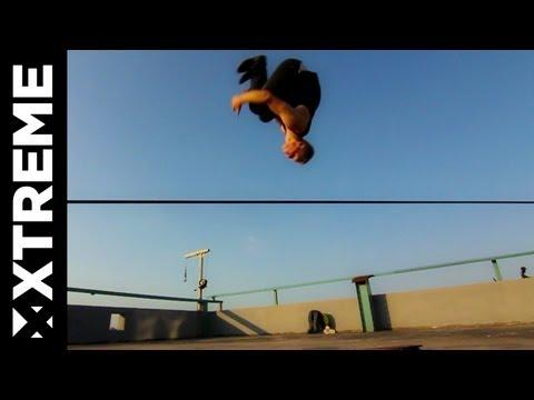 XTremeVideo - Jaan - Epic Slackline Sessions