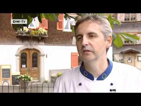 Jochen Pölz - à la carte: Goat Cheese Parfait-euromaxx