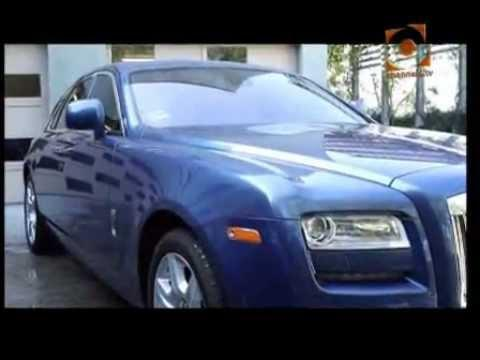 50cent - 50 Cent Shows Off His Beverly Hills House&cars