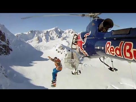 The Art of FLIGHT - snowboarding film trailer w/Travis Rice