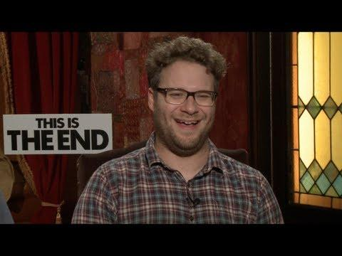 THIS IS THE END - THIS IS THE END Interview: Seth Rogen and Evan Goldberg
