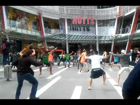Flash Haka - Sylvia Park, 4.Sept.11
