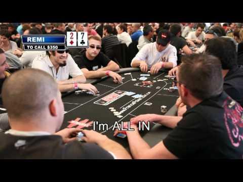 Rémi Gaillard - Poker (Rémi Gaillard)