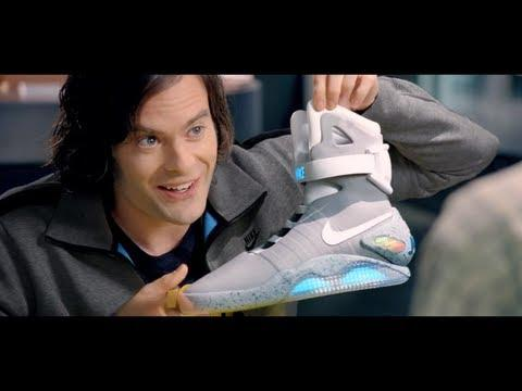 Nike MAG shoes - Back For The Future