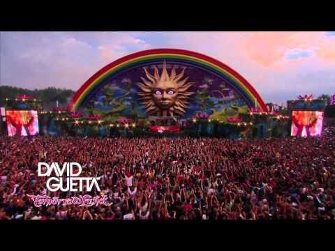 Tomorrowland - David Guetta speech Tomorrowland 2011