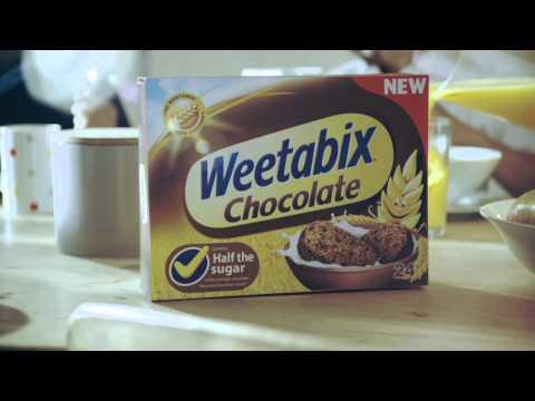 Happy Breakfast - Chocolate Weetabix