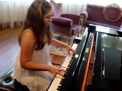 Naomi Druskic - 11 years old  -F.Chopin ,Nocturne op.9 Nr.1 - b-moll