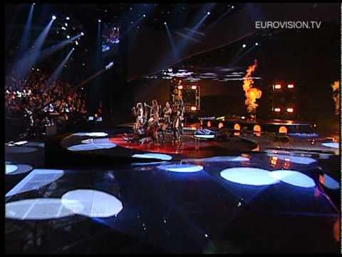 Ruslana - Wild Dances (Ukraine) - Performance Video - 2004 Eurovision Song Contest