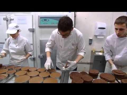 Oriol Balaguer - Chocolatier from Barcelona | Euromaxx