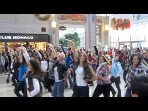 HOLIDAY FLASH MOB - HOLIDAY FLASH MOB at the Pru by DanceWorks Boston