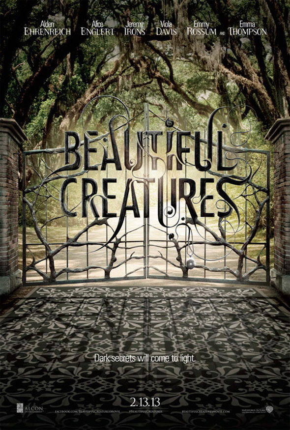 Beautiful Creatures (2013) - Feature Trailer