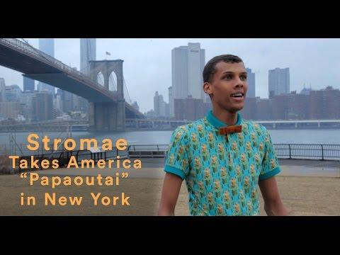 Stromae Takes America - Papaoutai in New York City