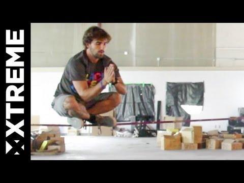 XTremeVideo - Carlos - Epic Slackline Sessions