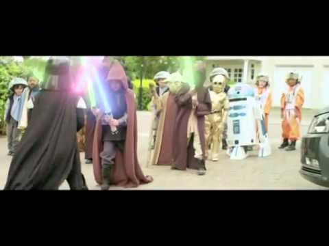 Pub Greenpeace - Volkswagen Dark Sid  2 épisodes à la suite!