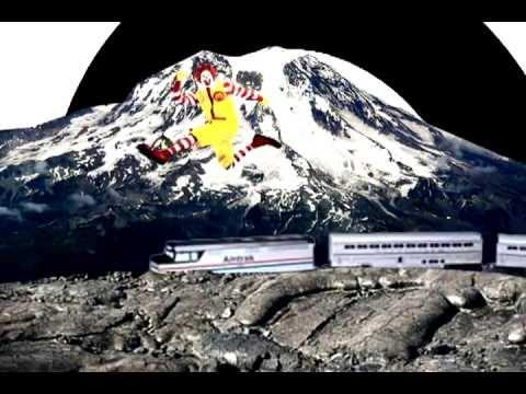 #34 SIC ILL - FAST N HOT - Mcdonald's Super Size Me INSPIRED RAP MUSIC SEATTLE TACOMA WESTCOAST
