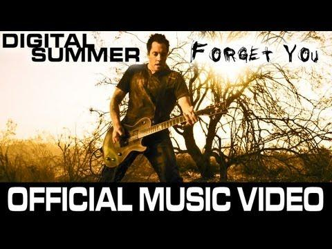 Digital Summer - Forget You - Official Music Video