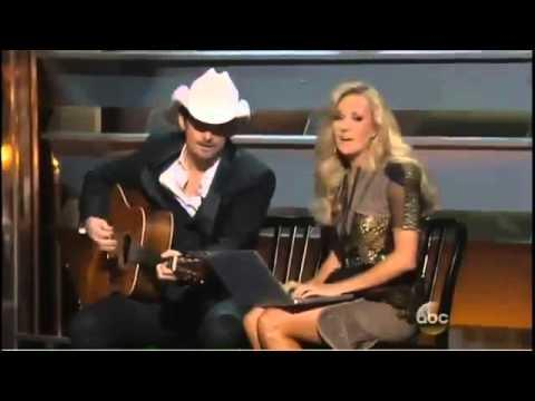 Obamacare By Morning CMA Awards Carrie Underwood&Brad Paisley