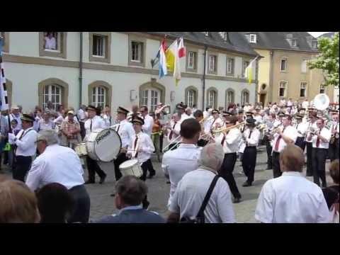 Echternach 2011 - Springprozession Echternach 2011