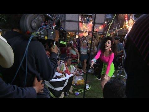 Katy Perry - Making of Last Friday Night
