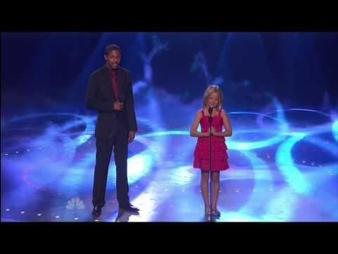 Jackie Evancho, - 10 years (classical crossover singer) ~ America's Got Talent YouTube Special
