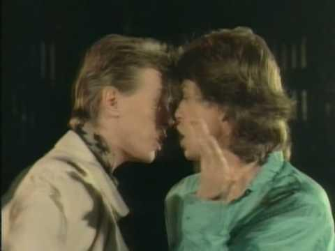 David Bowie & Mick Jagger - David Bowie & Mick Jagger - Dancing In The Street