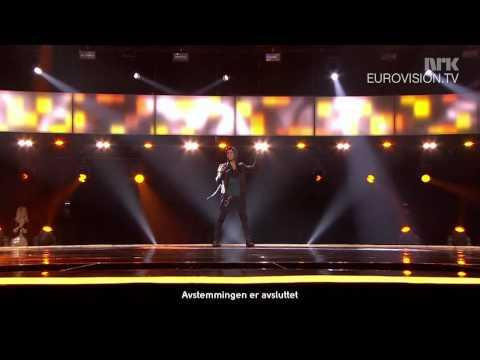 Voi Voi - Melodi Grand Prix Finalists