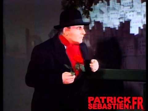 Patrick Sébastien - MITTERRAND ET SON OMBRE - Parodie Patrick Sébastien