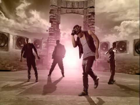 JLS - Eyes Wide Shut - ft. Tinie Tempah