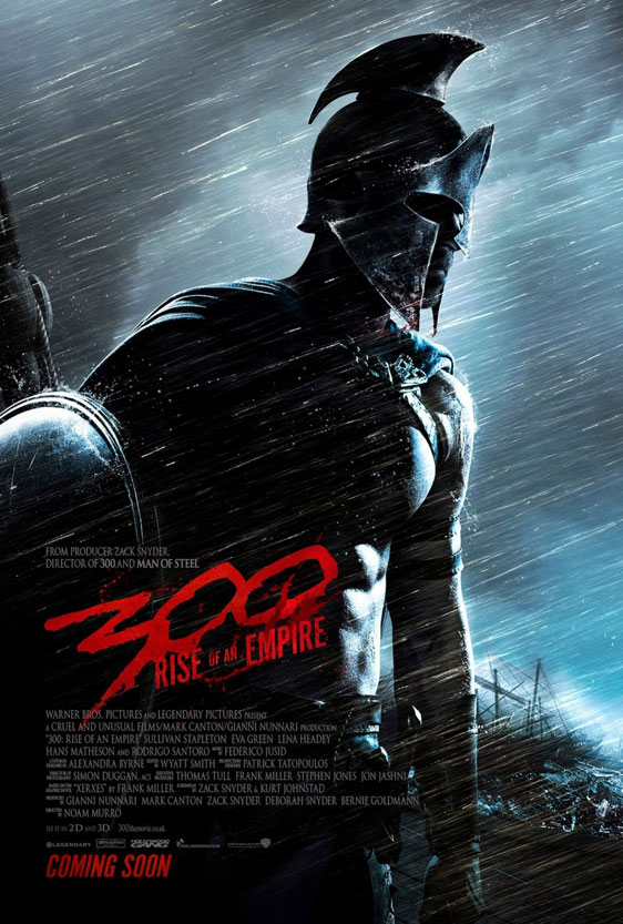 300 Rise of an Empire - Trailer