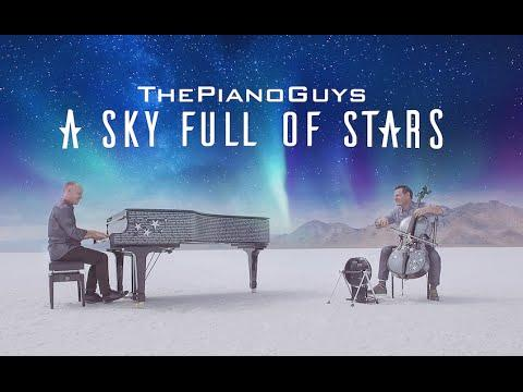 When Stars and Salt collide - Coldplay, A Sky Full of Stars (piano/cello cover)