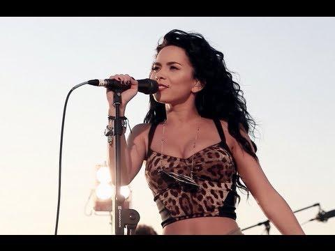 INNA - Un Momento (Rock The ROOF - Mexico City)